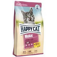 <b>Happy Cat Minkas</b> Sterilised Geflügel (Poultry)