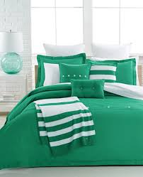 lacoste brushed twill solid green lake decor by color