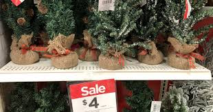 Michael's Shoppers! Mini Christmas Trees ONLY $4 (Regularly $9)  Today  Only  Hip2Save