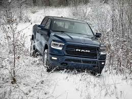 Ram Launches 2019 North Edition 1500 Pickup - Aims To Be Best Winter ...