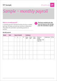 Payroll Sheet Samples Free 43 Free Payroll Templates And Samples Pdf Word Excel