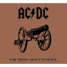 <b>AC</b>/<b>DC - For Those</b> About To Rock We Salute You (CD) : Target