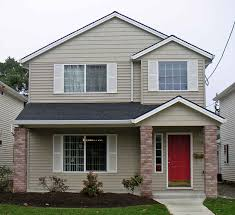narrow lot house plans house plans with rear garage 9984 regarding craftsman home plans