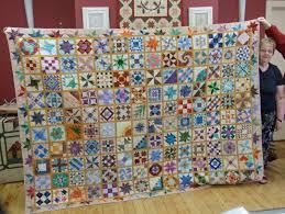 Sylvia's Bridal Sampler from Elm Creek Quilts – Jennifer Chiaverini & Readers' Quilts Adamdwight.com