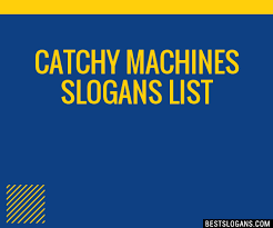 Catchy Vending Machine Slogans Magnificent 48 Catchy Machines Slogans List Taglines Phrases Names 48