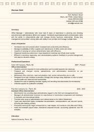 Office Administration Resume Examples Admin Resume Housing Officer Template World Manager Cv