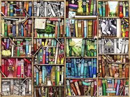 Znalezione obrazy dla zapytania obrazki o książkach
