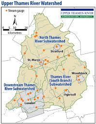 Thames River Levels Utrca Inspiring A Healthy Environment