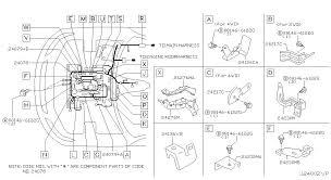 2004 infiniti fx35 oem parts infiniti usa estore wiring 240 egi harn 1