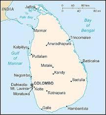 Sri Lanka Climate Average Weather Temperature