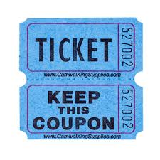 blue raffle ticket clipart clipartfest blue 2 part raffle tickets