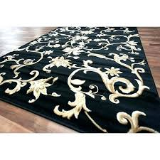 interior black and tan area rug brown beige modern fabulous rugs lovable 0 black