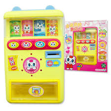 Vending Machine Toy Simple Boy And Girl Toy Genuine Plastic Talking Baby Children's Vending
