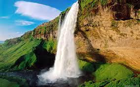 Animated Waterfall Wallpaper #6935675