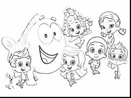 Small Picture excellent bubble guppies coloring pages dokardokarznet
