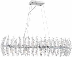 quoizel vla839c crystal island chandelier from the valla collection