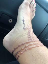 татуировка хной и возможные последствия за чашкой чая