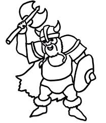 Viking Pictures To Colour Viking Coloring Page Pictures To Colour