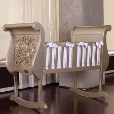silver nursery furniture. Chelsea Cradle In Antique Silver Nursery Furniture N