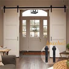 image is loading 4ft 16ft sliding wood barn door hardware closet