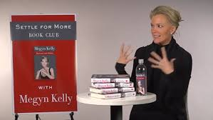 megyn kelly promotes her book settle for more on facebook daily mail