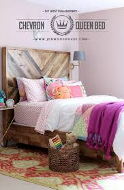 how to build a diy west elm inspired reclaimed wood bed