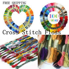 Cotton Floche Lot Embroidery Threads For Sale Ebay