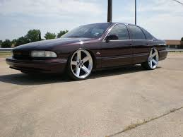 Post your Lowered Car Pics - Chevy Impala SS Forum