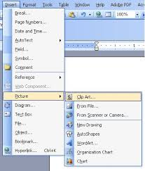 Microsoft Word Gallery Clipart