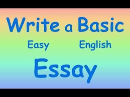 how to write a basic essay easy english fun efl color code how to write a basic essay easy english fun efl color code