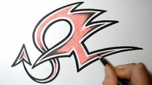 ... Q  Youtube  Graffiti Letter E Simple Sketch How To Draw Graffiti  Letters  Z | Art Tutorial ...