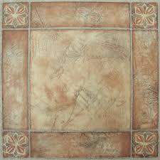 achim home furnishings ftvma44620 nexus 12x12 inch vinyl tile spanish rose 20 pack vinyl tile adhesives com