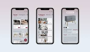 Mobile List View Design Ava End To End Mobile App Design