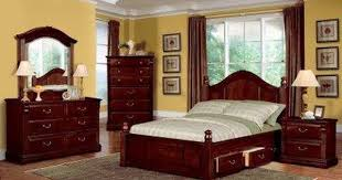 dark wood for furniture. dark cherry bedroom furniture decori like this wood for n