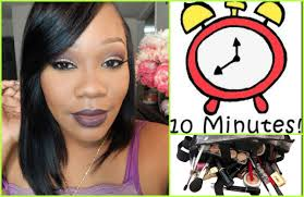 yahoo ger network how to do your makeup in 10mins by prettybreemua 2017 06 24 blue