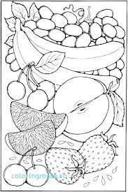 Coloring Pages Fruits Fruit Coloring Pages Fruit Coloring Pages A