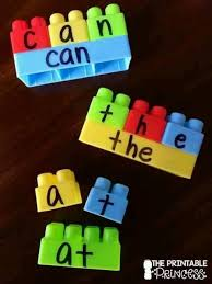 Short a, 5 short vowels introducing the five short vowels. Sight Word Practice With Mega Blocks Duplo Legos From Www Theprintableprincess Com Toddler Activities Preschool Activities Toddler Learning
