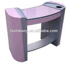 popular pink glass manicure table nail salon furniture manicure table nail salon furniture modern nail salon furniture salon furniture