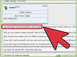 Scyther Evolution Chart How To Evolve Scyther 10 Steps With Pictures Wikihow