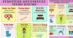 Image Buzzlike 20 Furniture And Household Items Idioms In English Refinery29 20 Furniture And Household Items Idioms In English