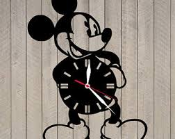 mickey mouse decor etsy