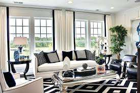 white walls monochrome black furniture decor sharp contrast how to decoration flowers names full size