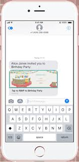 Birthday Party Evites Awesome Birthday Invitation Sms Templates Collection