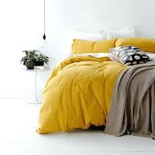yellow duvet amazing best cute bedding