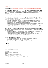 Classy Resume Computer Skills Section With Technical Skills Resume