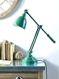 green desk lamp classic s bankers table