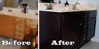 painting bathroom vanity before and after. painted bathroom cabinets before and after painting vanity y