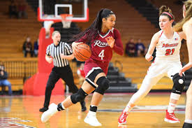 Stella Johnson of Rider — that's right, Rider — is headed for the WNBA |  Mike Jensen