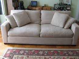 10 photos of the creating a comfort sensation with crate and barrel axis sofa