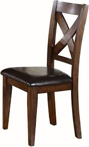 x back dining chairs. Great Looks Are Paired With Heavy Duty Construction For Many Years Of Use! Mango X-Back Dining Chair 054668 Holland House X Back Chairs T